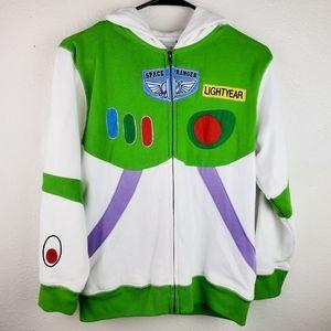 DISNEY Toy Story Buzz Lightyear Zipper Jacket